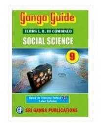 Image result for class 9 social GANGA guide book IMAGE