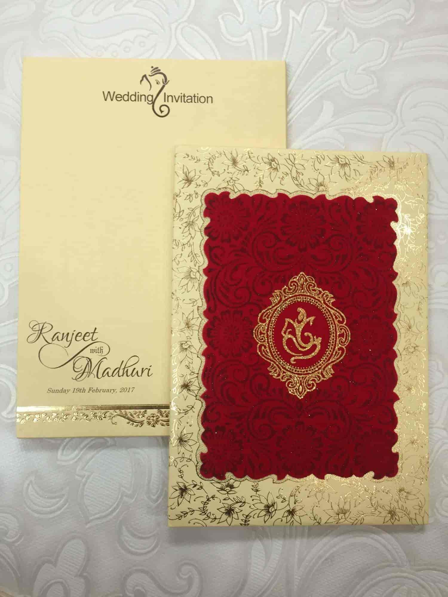 Madhu Cards, T Nagar - Madhoo Cards - Wedding Card Manufacturers in ...