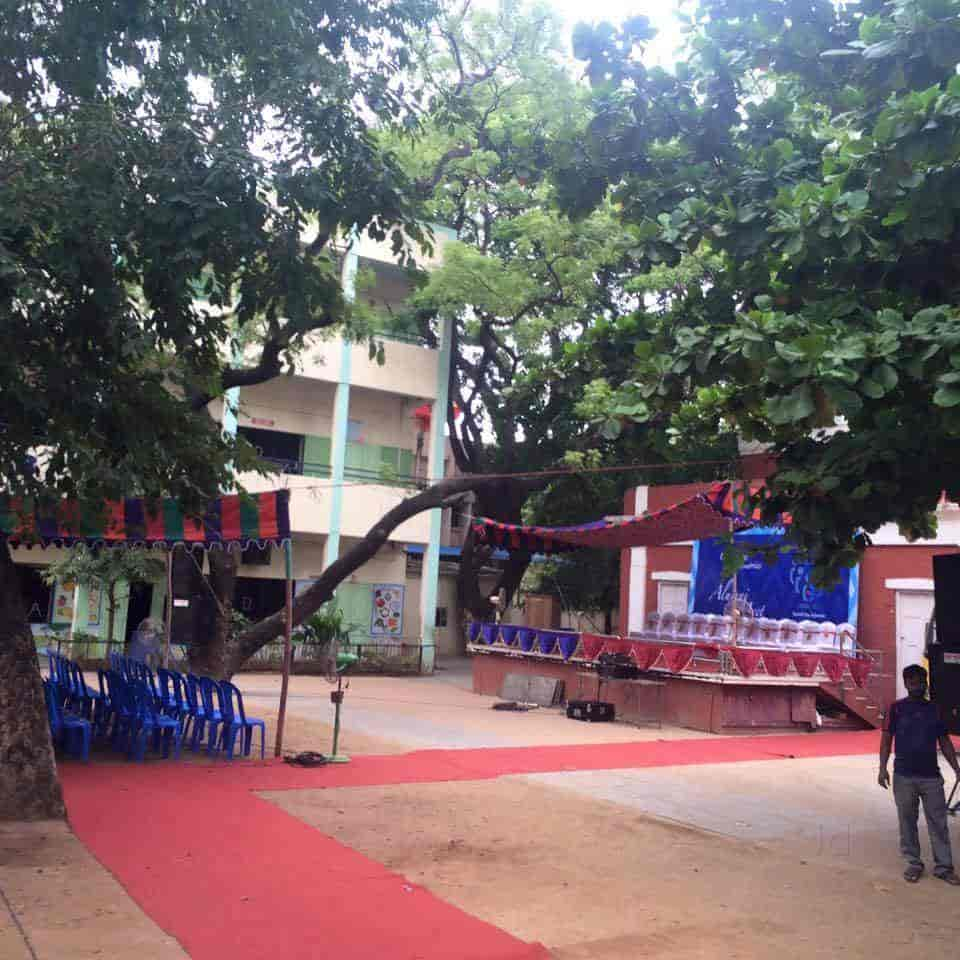 Seventh Day Adventist Matriculation Higher Secondary School Vepery