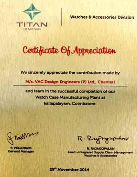 VAC Design Engineers Pvt Ltd, Ashok Nagar - AC Installation