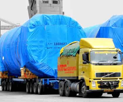 NTC Logistics India Pvt Ltd, Parrys - Transporters in
