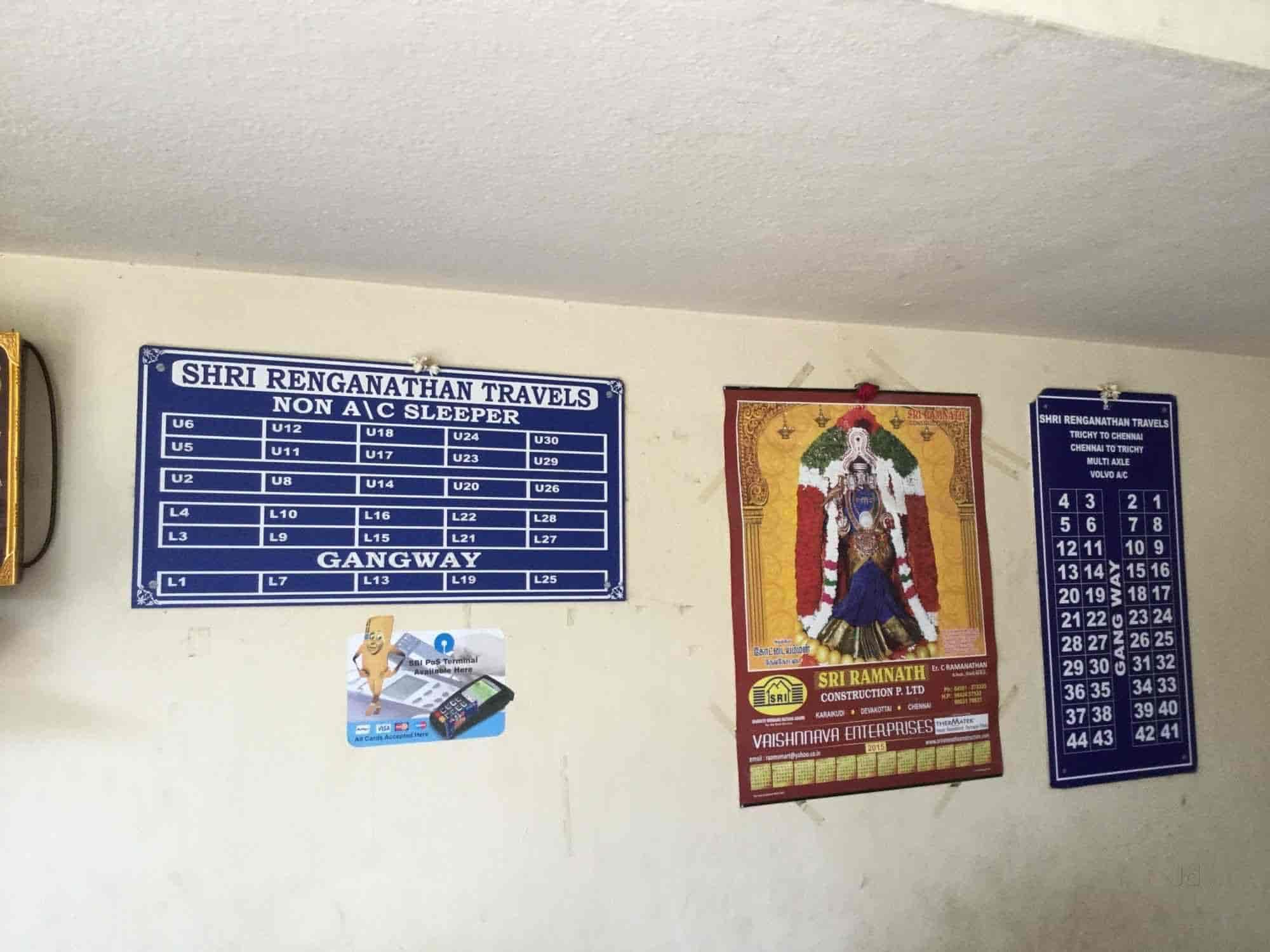 Shri Renganathan Travels Photos, Adyar, Chennai- Pictures & Images