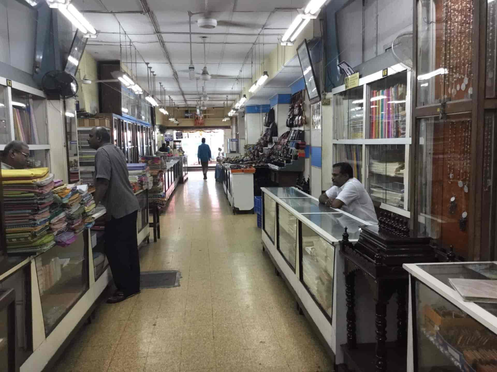 Khadi Gramodyog Bhavan Mount Road Fabric Retailers In Chennai