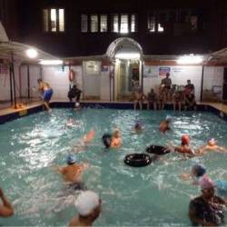 Swimming Pool Side V International School Of Photos Near Mlm Complex Nungambm