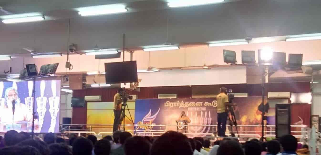 Apostolic Christian Assembly, Purasawalkam - Churches in