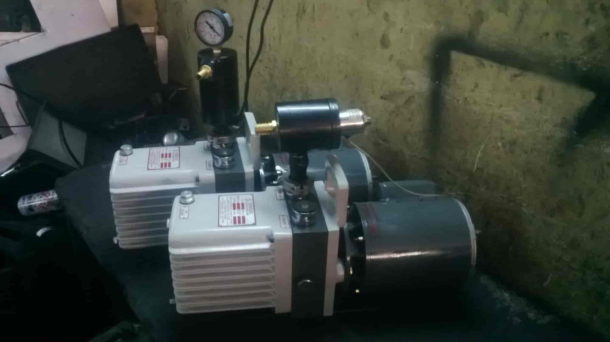 Prabivac Pumps