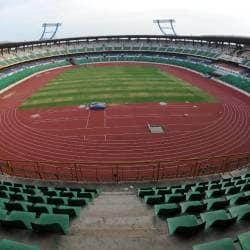 Jawaharlal Nehru Stadium, Periyamet - Stadiums in Chennai