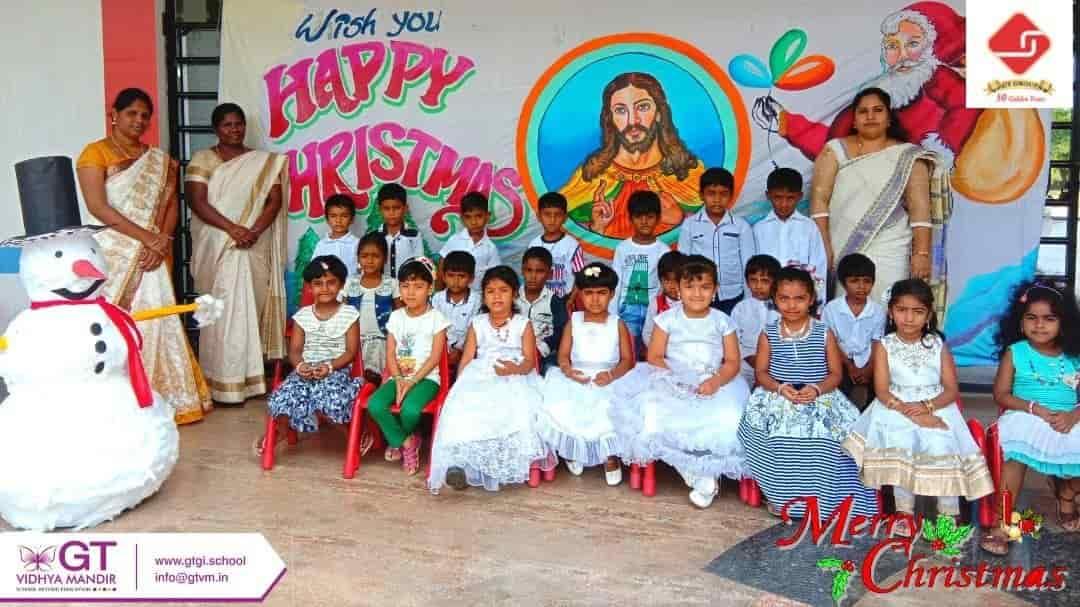G T Aloha Vidhya Mandir, Neelankarai - Schools in Chennai