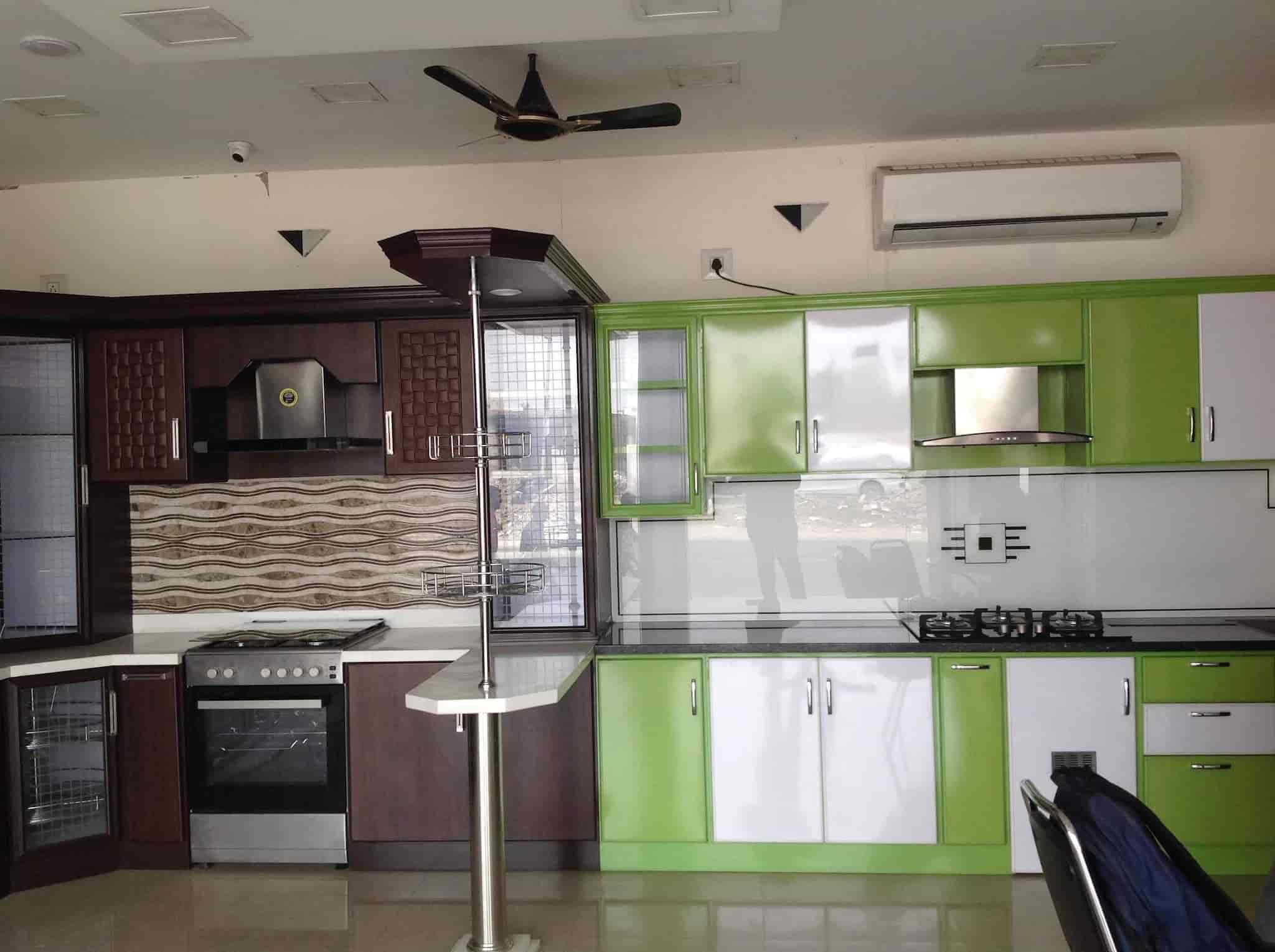 idea aluminium modular kitchen photos nerkundram koyambedu chennai