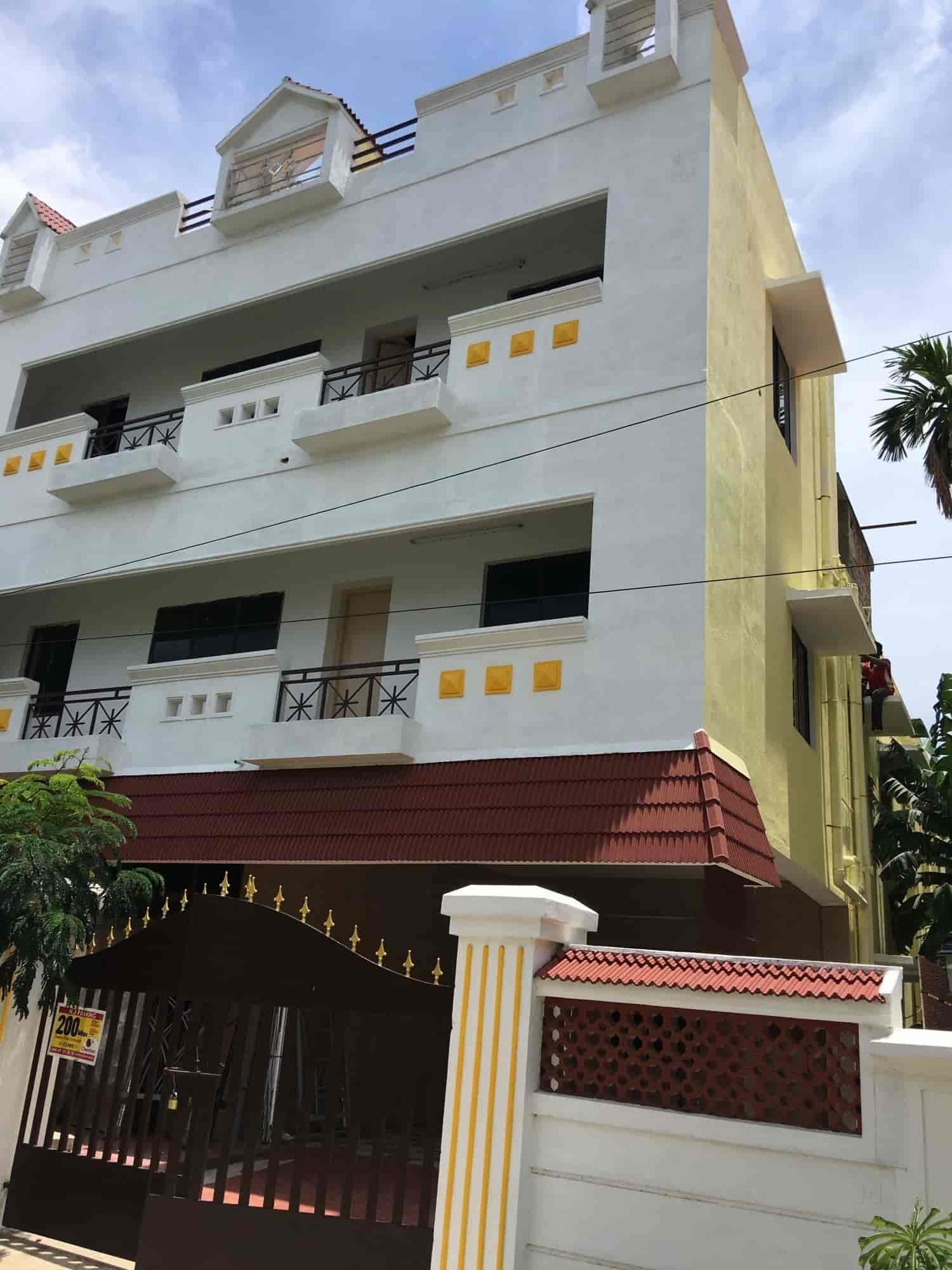 Building View Royal Meriton Service Apartments Photos Shanthi Colony Anna Nagar Chennai