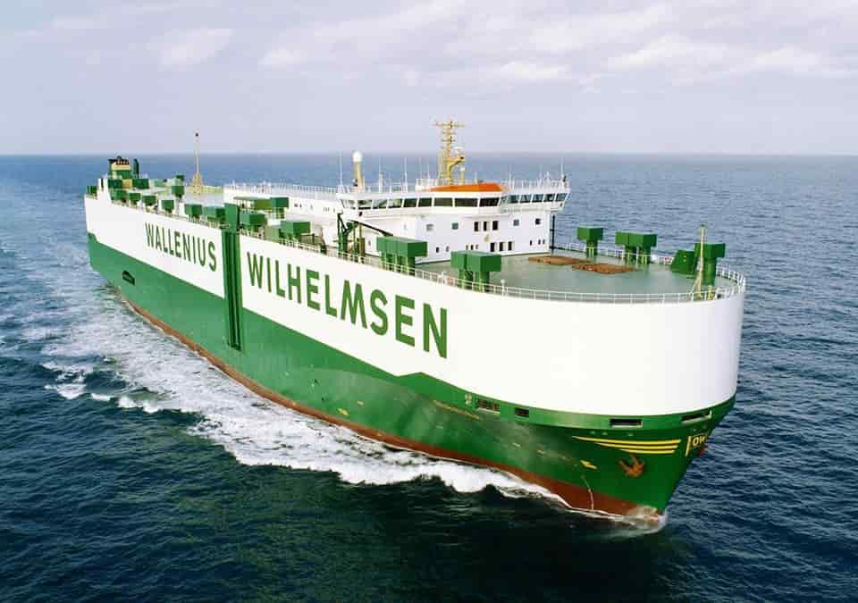 Wallenius Wilhelmsen Logistics India Pvt Ltd, Mylapore