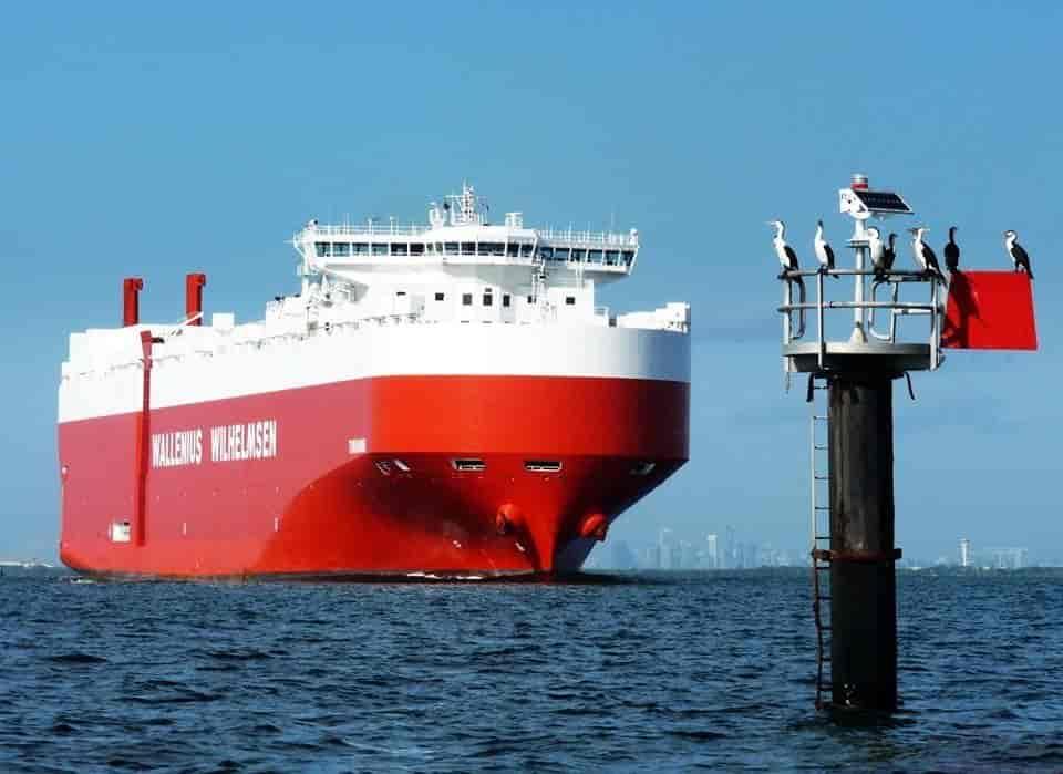 Wallenius Wilhelmsen Logistics India Pvt Ltd, Mylapore