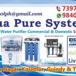 Aqua Pure Systemnnn Porur Ro Water Purifier Repair Services In Chennai Justdial