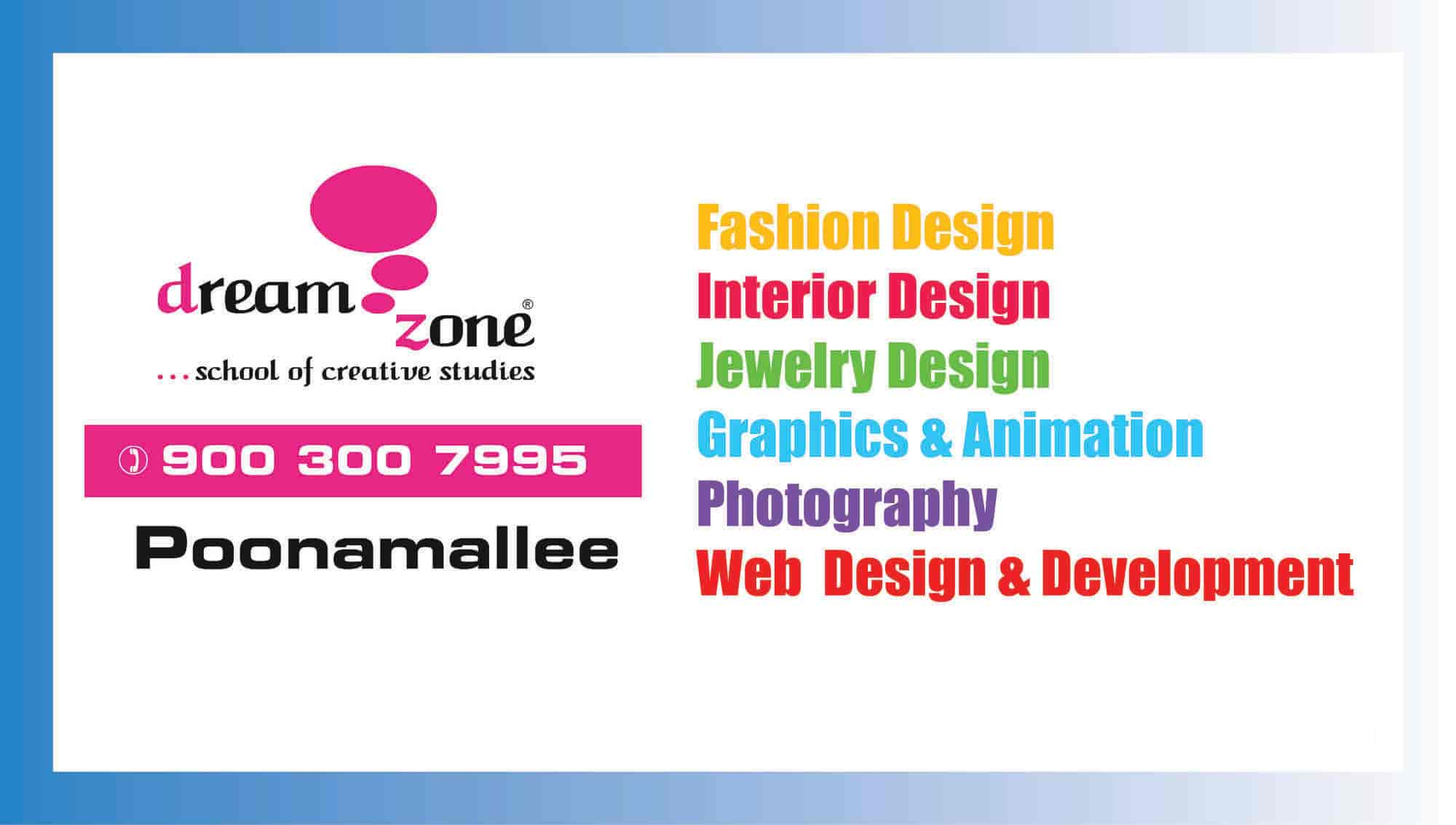 Dream Zone Poonamallee Tailoring Classes In Chennai Justdial