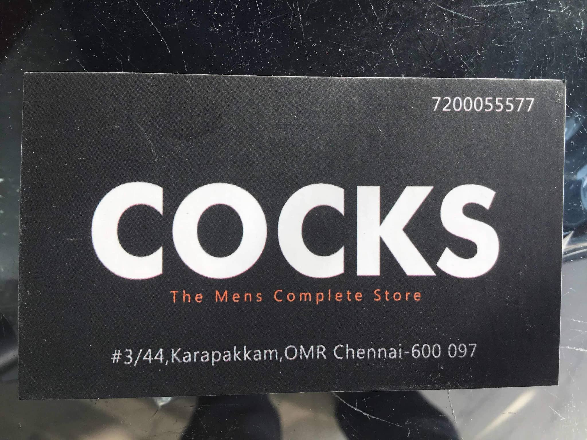 to store cocks