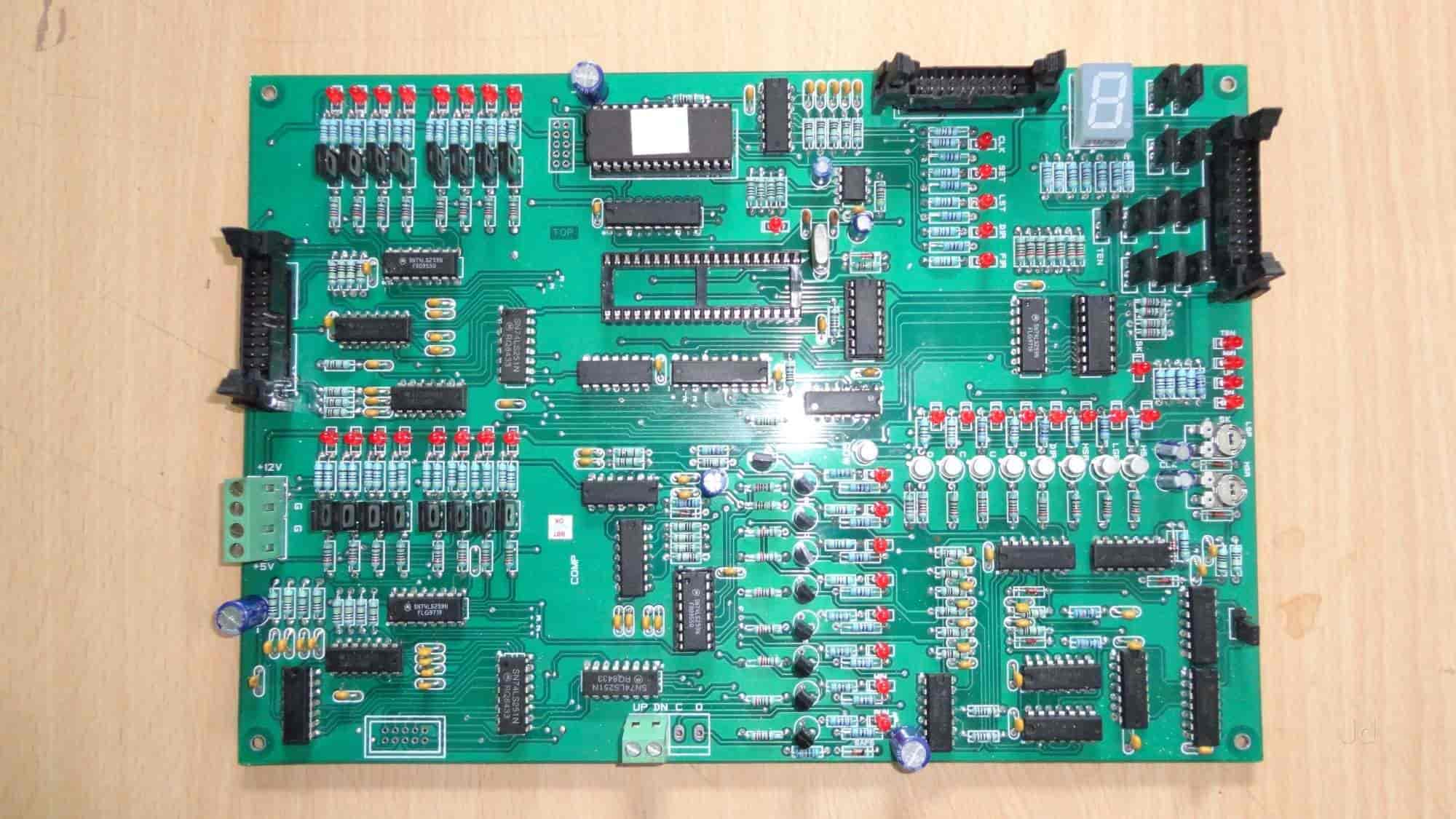 Bright Teck Power Systems Tirusulam Printed Circuit Board Assembly Manufacture Ourpcb Manufacturers In Chennai Justdial