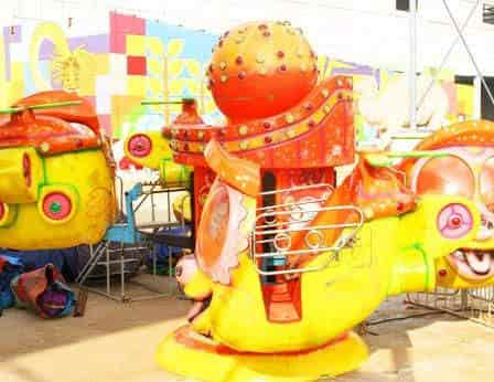 EVP World, Sembarambakkam - Amusement Parks in Chennai - Justdial