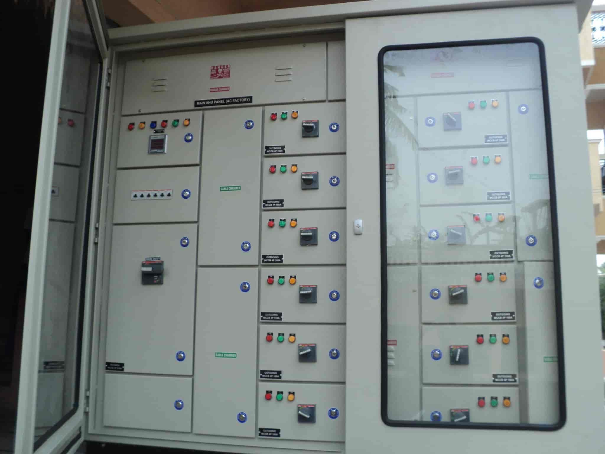 PCS Electrical Panel (I) Pvt Ltd, Porur - Control Panel ...