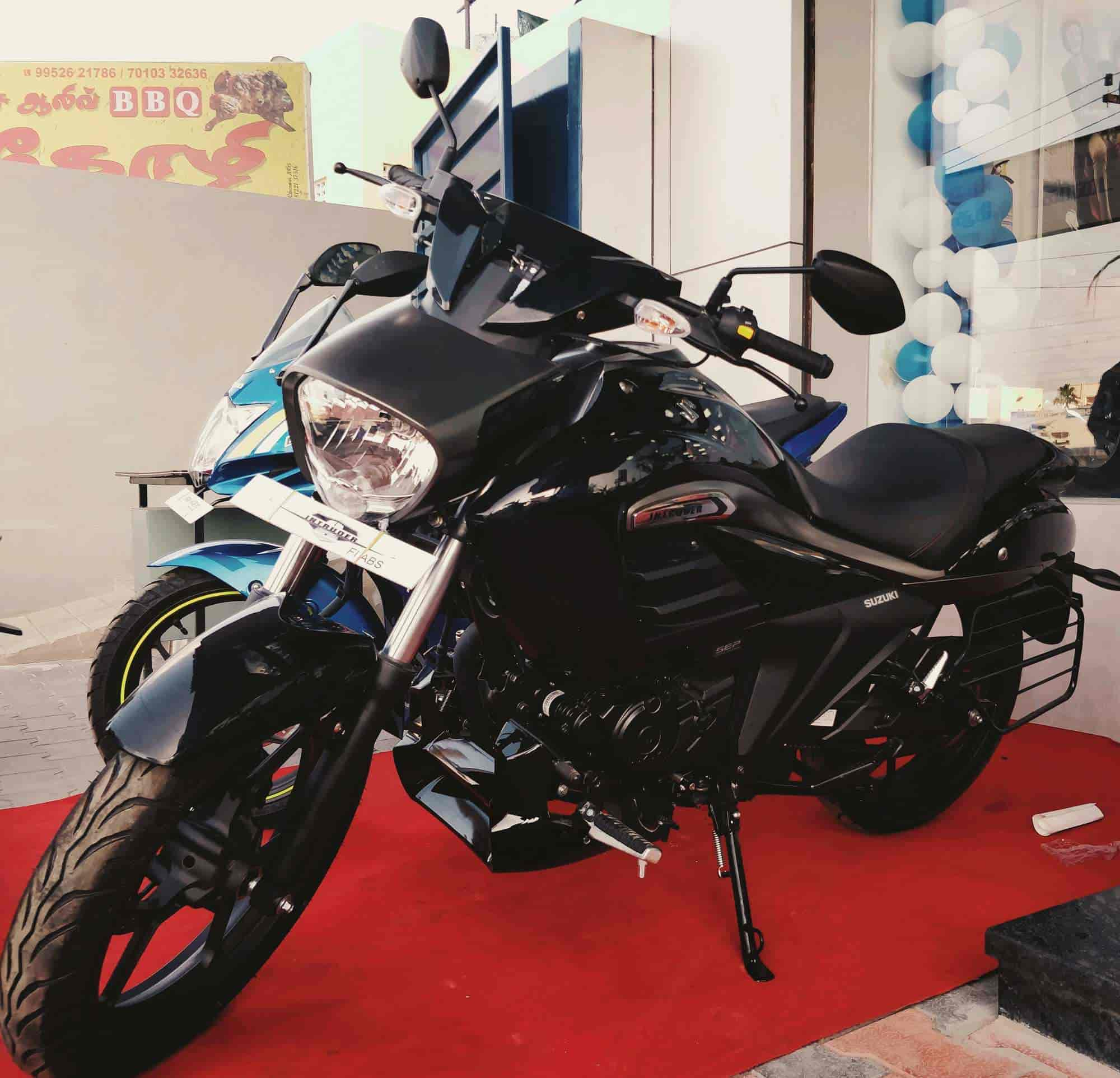 Suzuki F1 Code