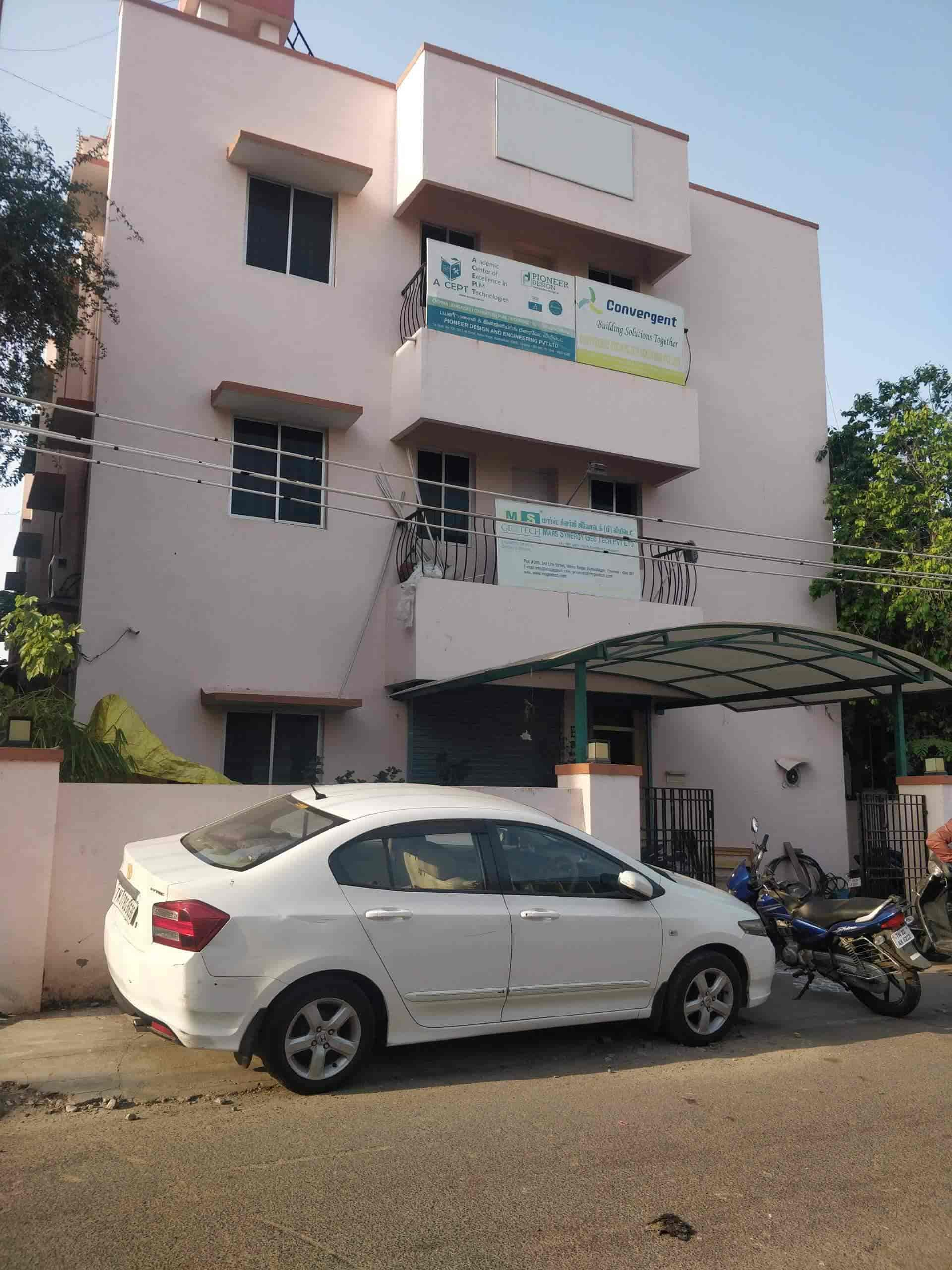 Pioneer Design And Engineering Pvt Ltd In Perungudi Chennai Justdial