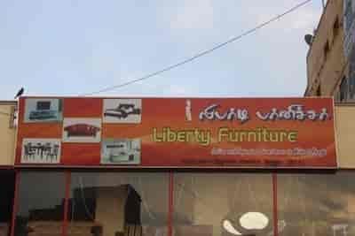 ... Shop Front View   Liberty Furniture Photos, Tiruvottiyur, Chennai   Furniture  Dealers ...