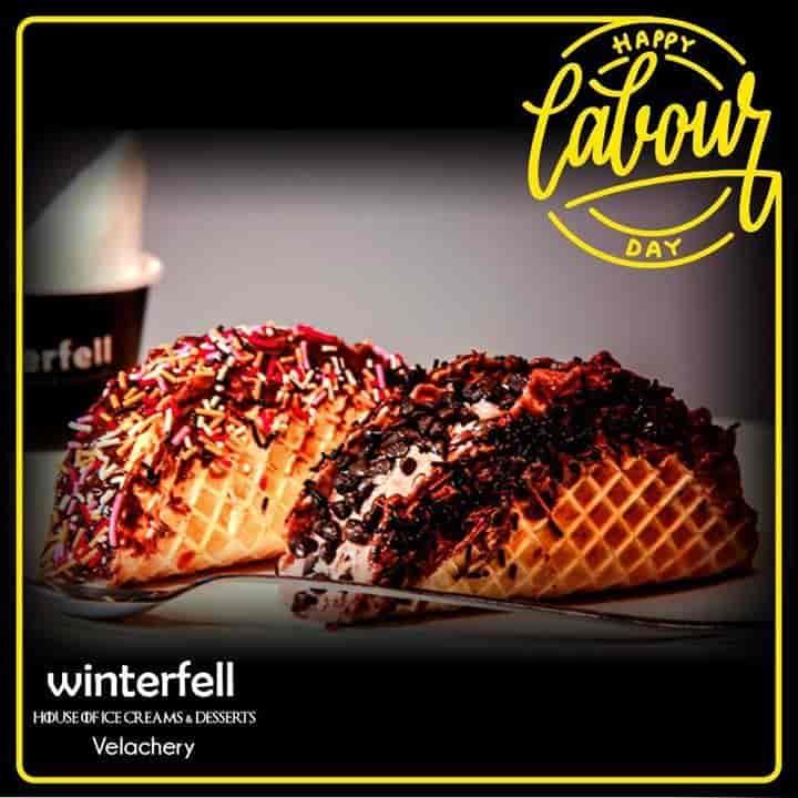 Winterfell, Velacheri, Chennai - Desserts, Ice Cream Cuisine