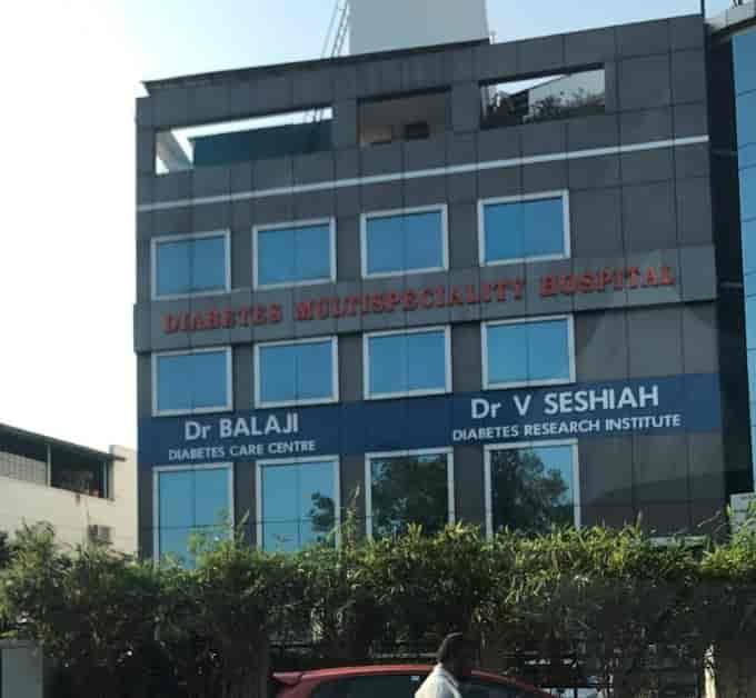 seshiah diabetes center teléfonos chennai