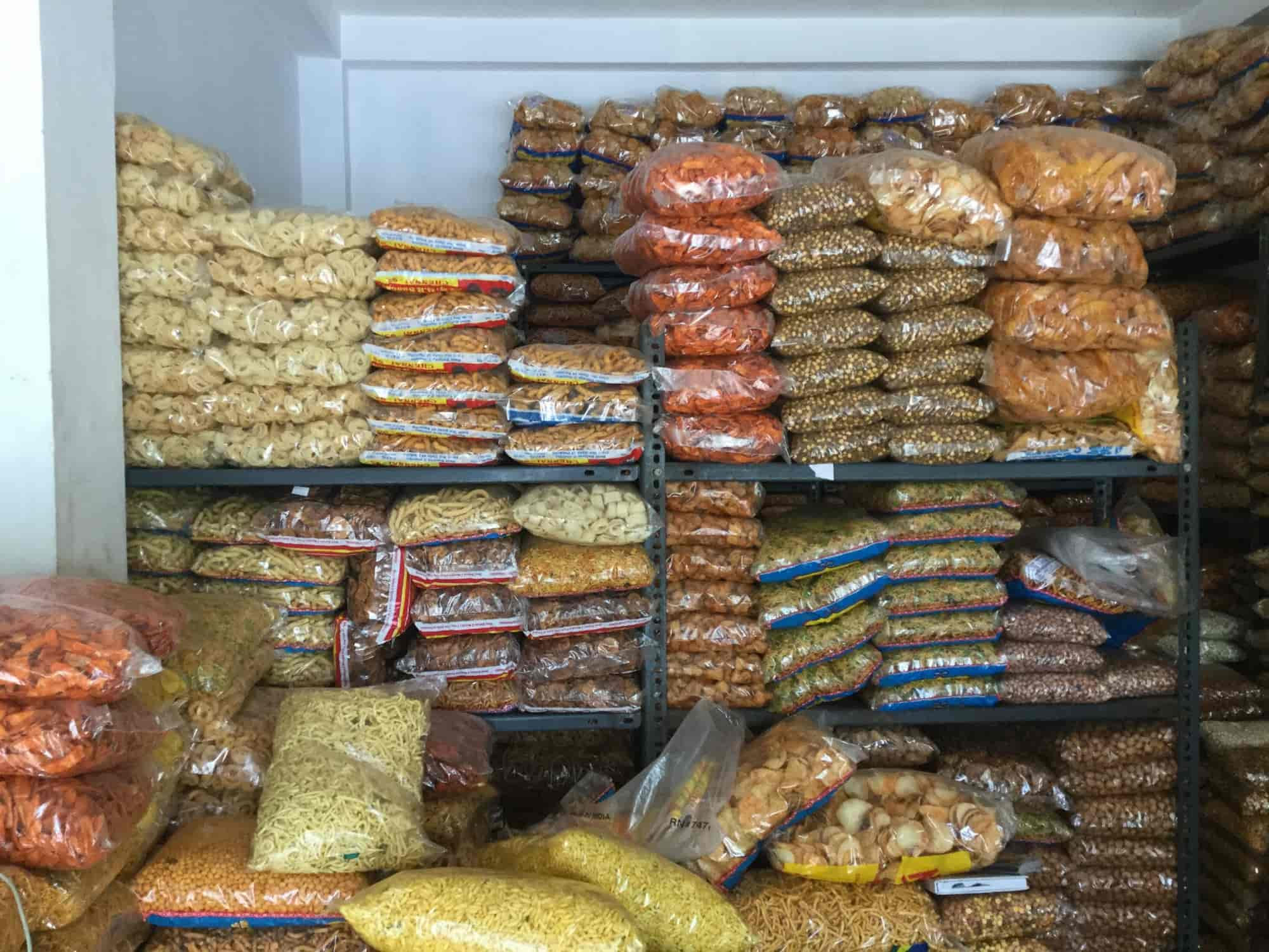 Snack Wholesalers