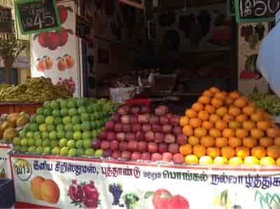 K P Season Fruits Periyar Nagar Jawahar Nagar Fruit Vendors In Chennai Justdial