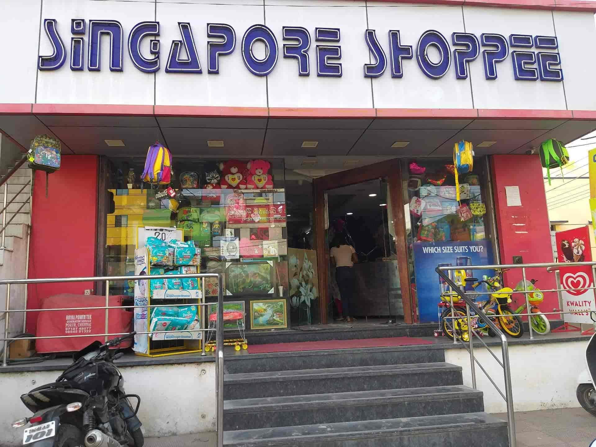 Singapore Shoppee, Porur - Gift Article Dealers in Chennai