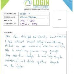 Login For Excellence, Velacheri - Computer Training Institutes in