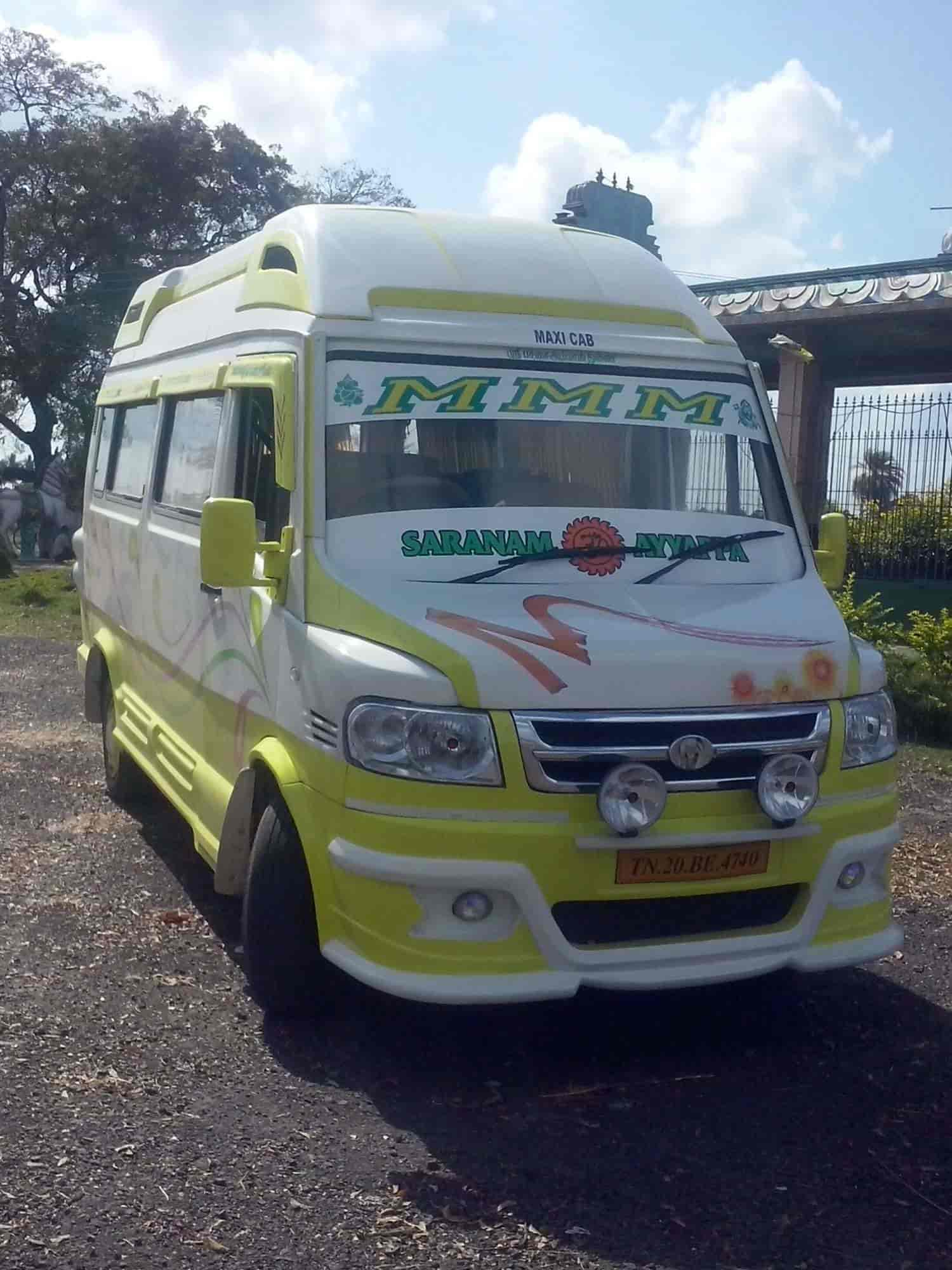 MMM Tourist & Travels, Perungudi - Car Hire in Chennai - Justdial