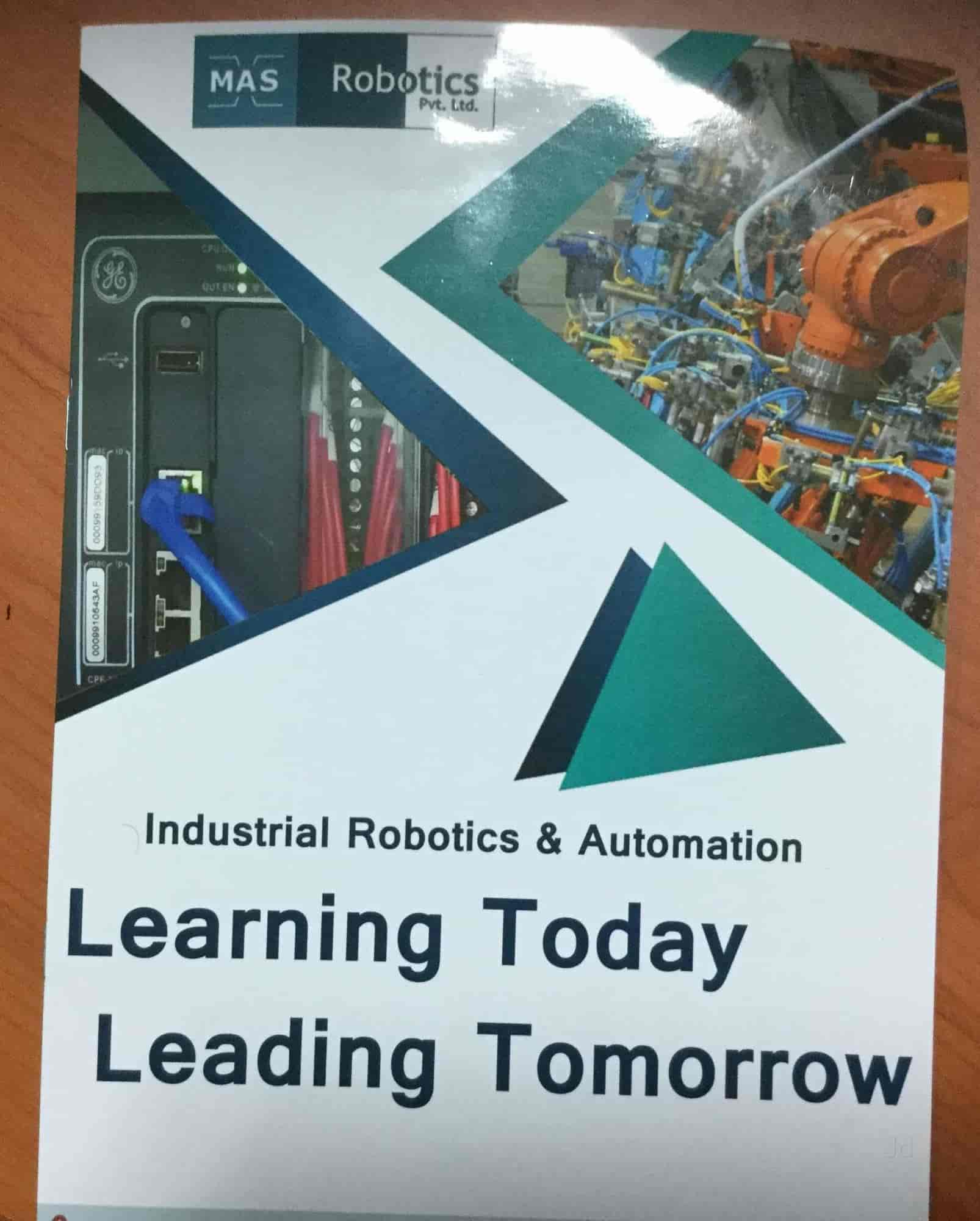 Mas Robotics Pvt Ltd, Vandalur - PLC Training Institutes in Chennai
