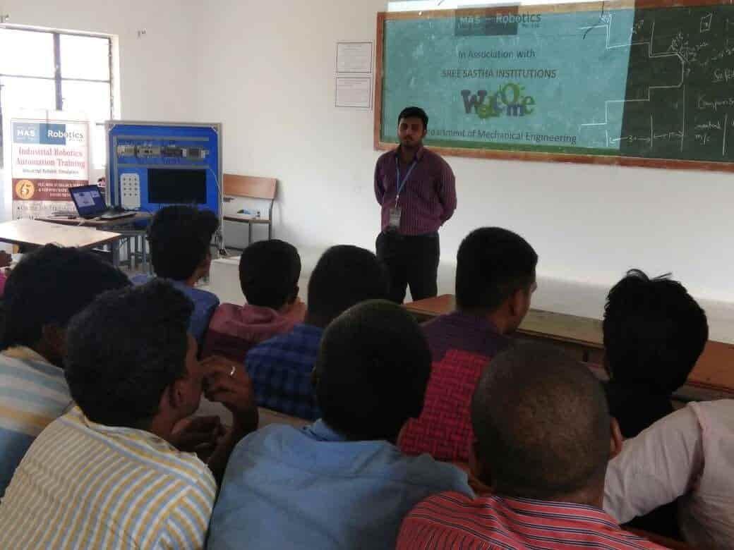 Mas Robotics Pvt Ltd Vandalur Private Limited Plc Kursus Pelatihan Plchmiscada Jakartadepokbekasitangerang Training Institutes In Chennai Justdial
