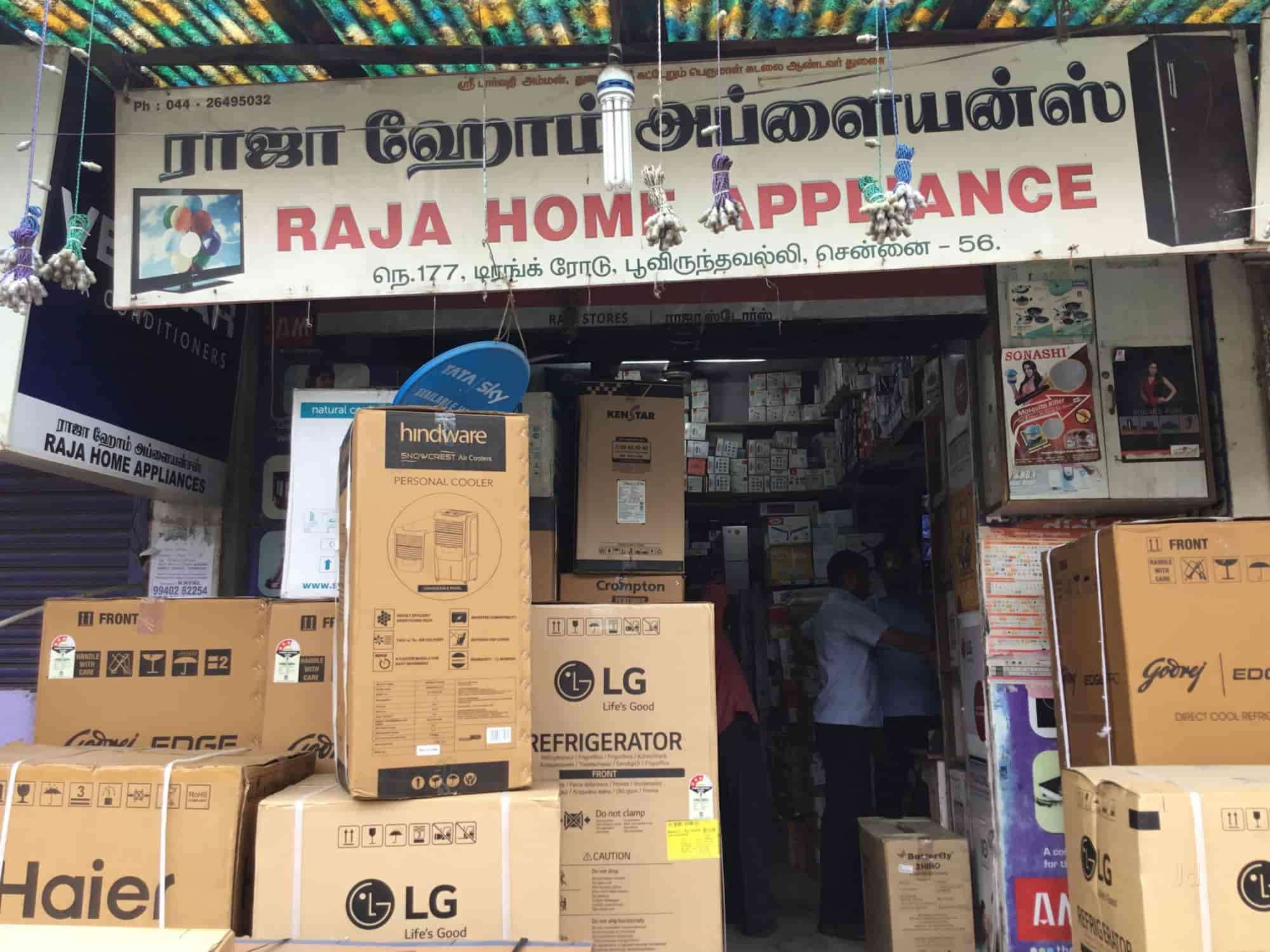 Raja Home Appliances, Poonamallee - LED TV Dealers in Chennai - Justdial