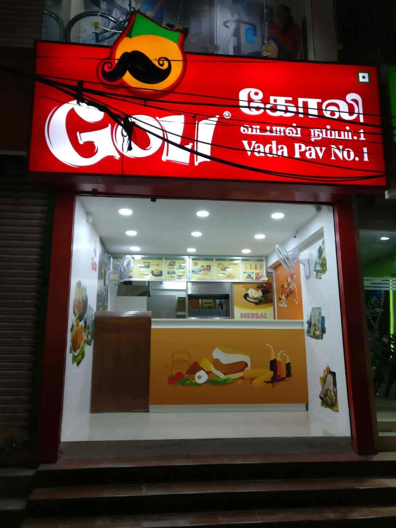 Goli Vada Pav No 1, Porur - Fast Food in Chennai - Justdial