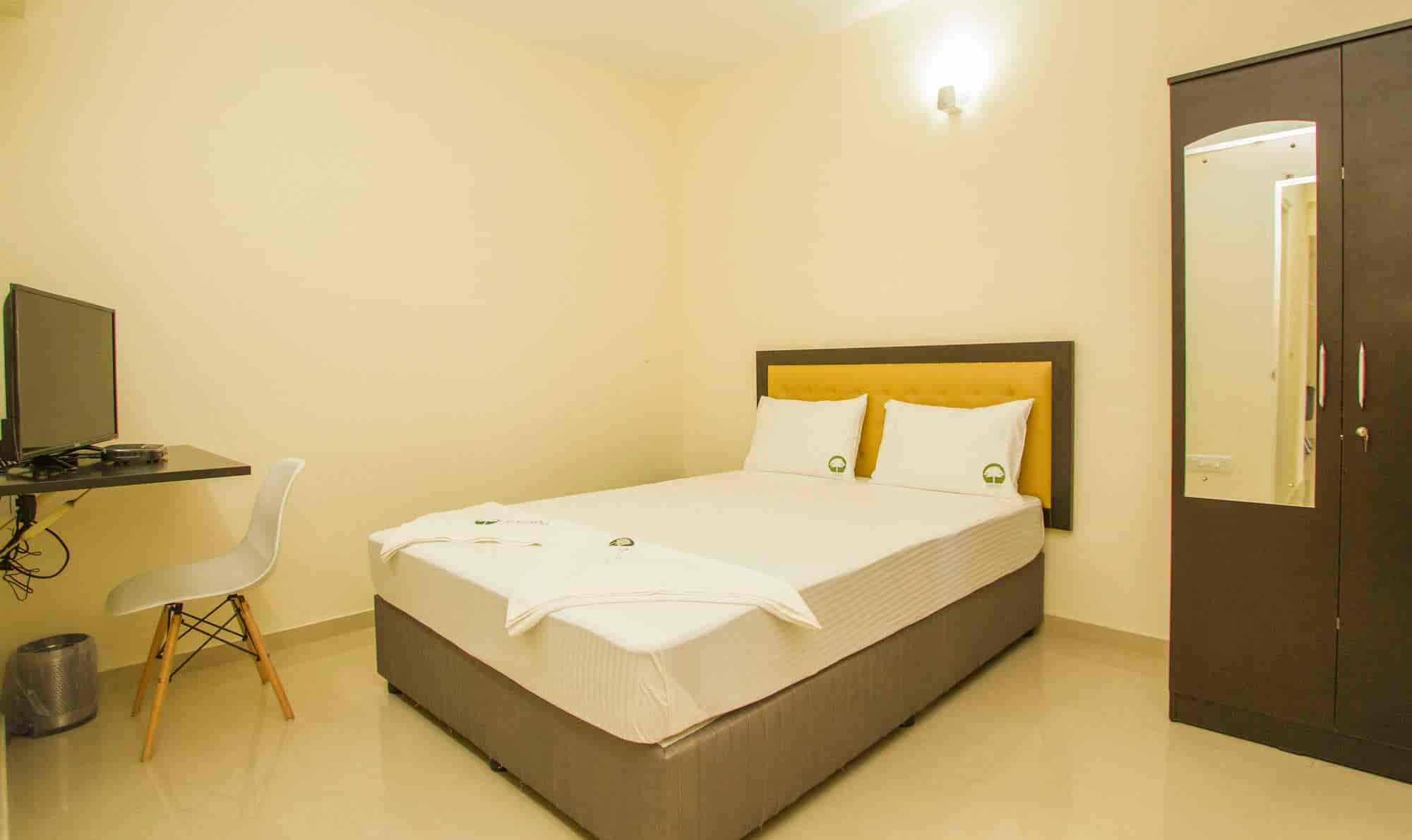 Silver Oak Service Apartments Selaiyur Guest House In Chennai Justdial