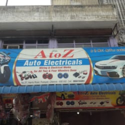 A To Z Auto Electricals, Pudupet - Car Repair & Services in