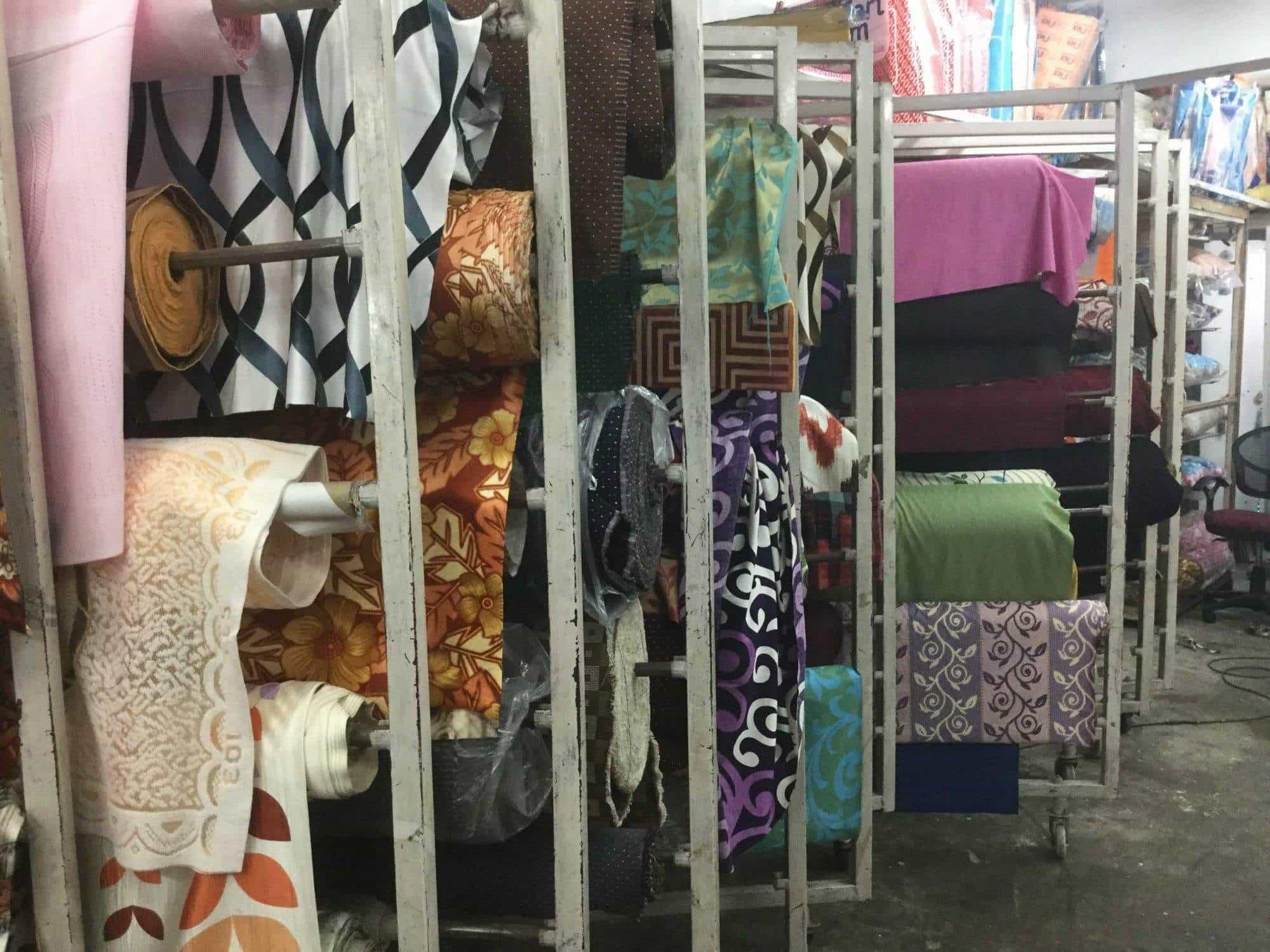 New Stitch Well Lining Works, Perambur - Curtain Dealers in