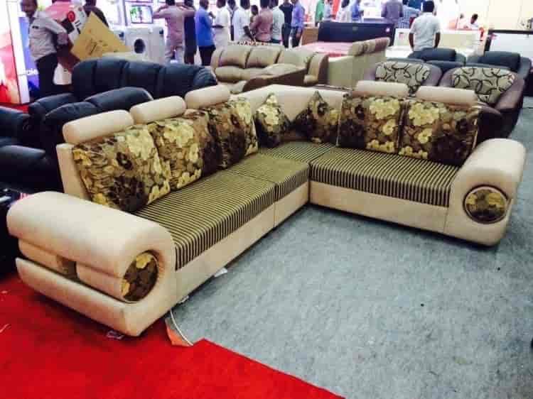 Sofa Set on Display - Ikon Sofa Photos, Vadapalani, Chennai - Sofa Dealers ...