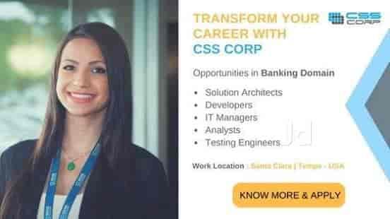 CSS Corp Pvt Ltd, Ambattur Industrial Estate - Computer