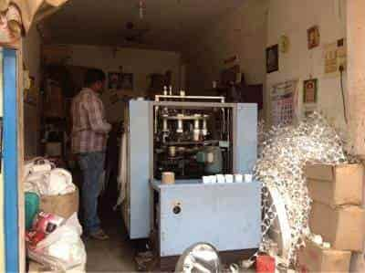Bharathi Paper Products, Korattur - Paper Cup Manufacturers