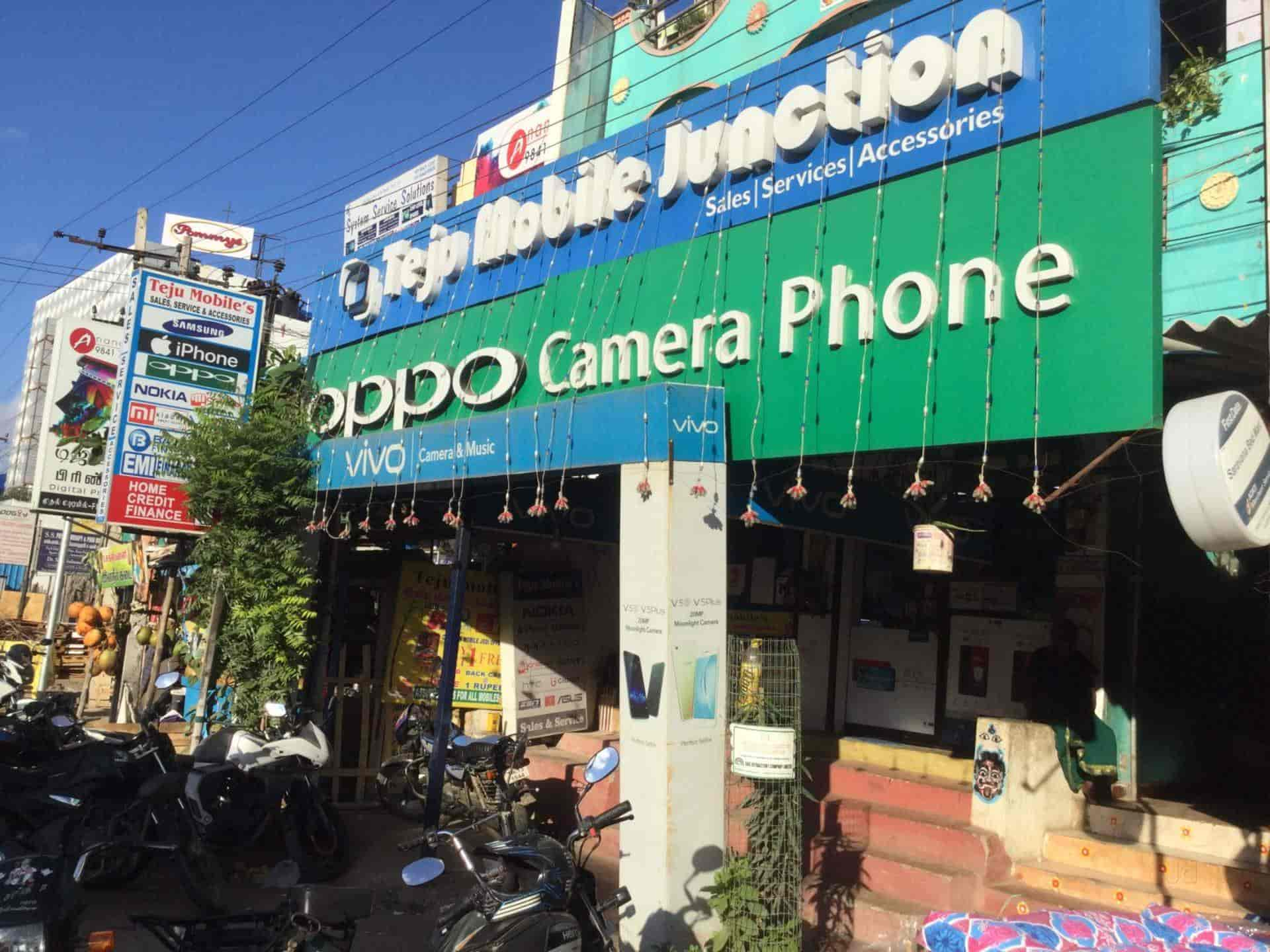 Teju Mobile Junction, Ambattur - Mobile Phone Dealers in