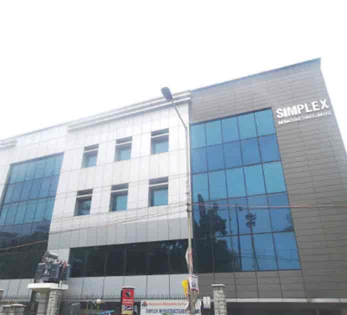 Simplex Infrastructures Ltd, Egmore - Construction Companies