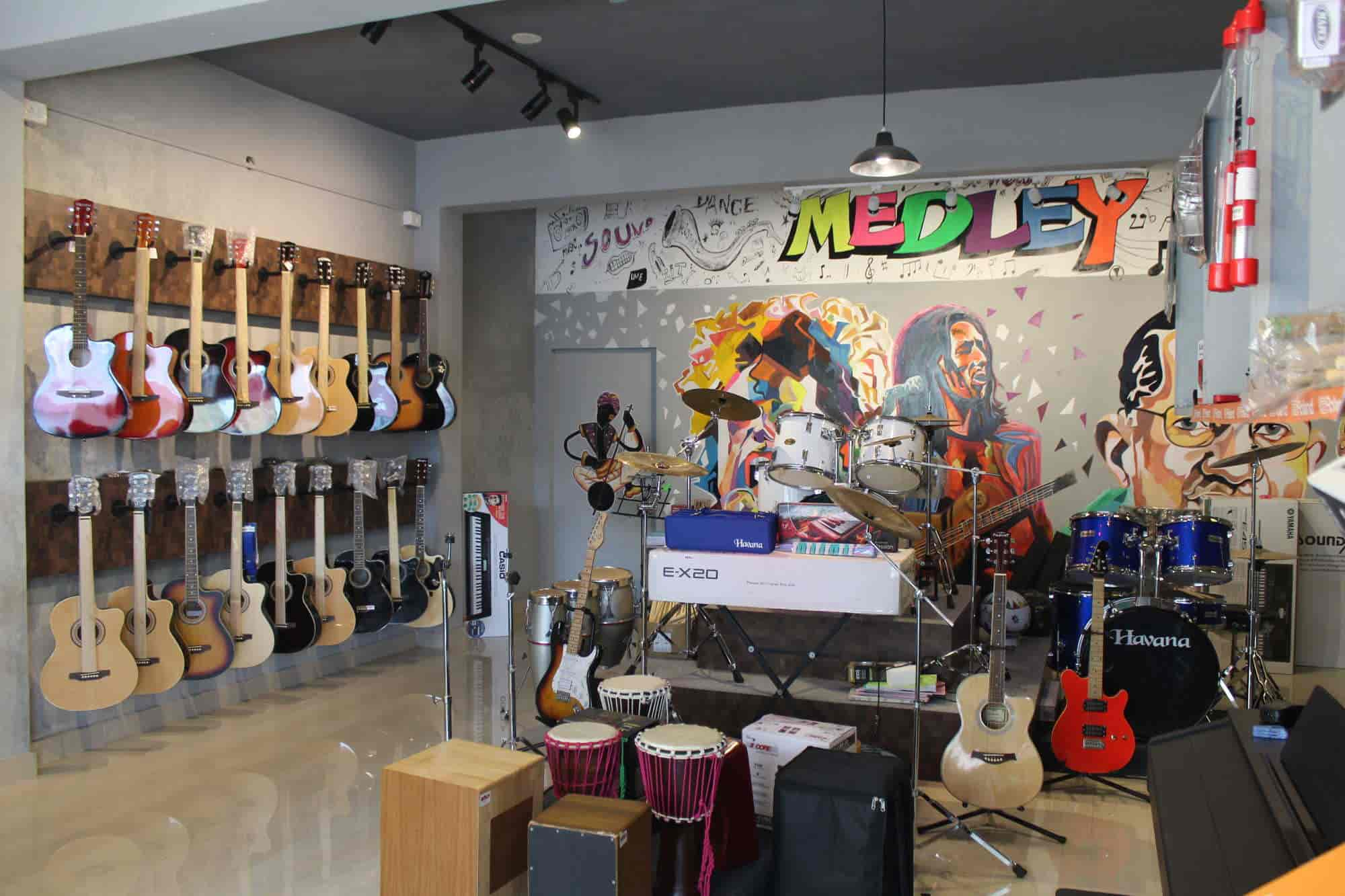 - Medley Musicals Images, Thiru VI Ka Nagar, Chennai - Musical Instrument Dealers
