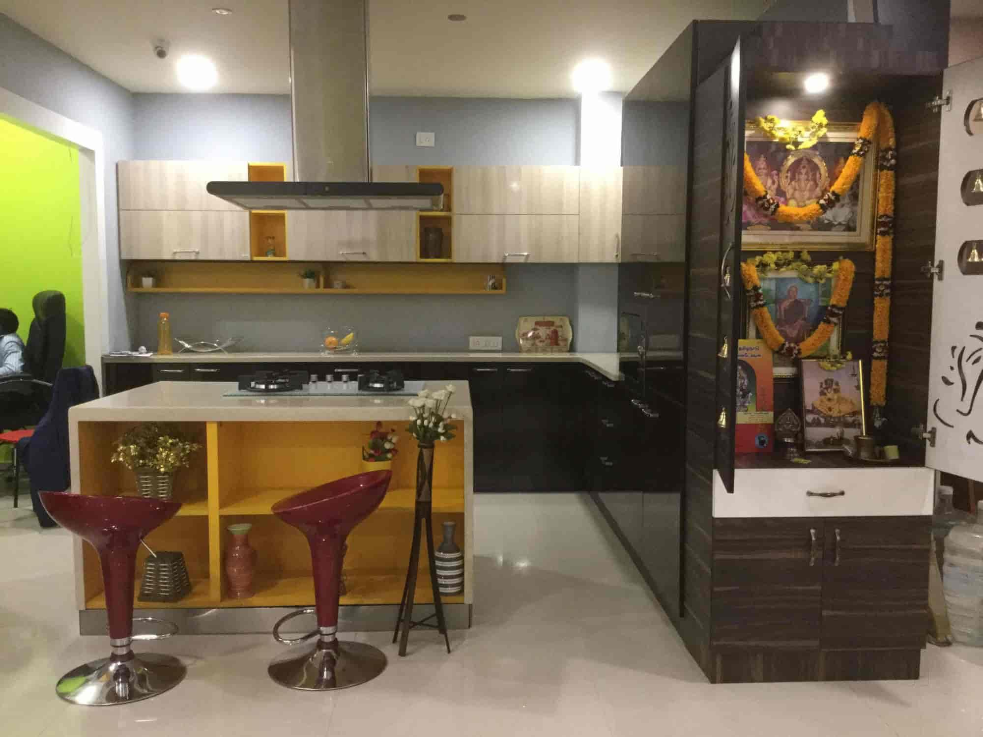 Lario Modular Kitchen Interiors Thoraipakkam Interior Designers