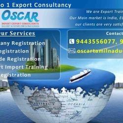 Oscar Import Export Consultants, Perambur - Food Safety License