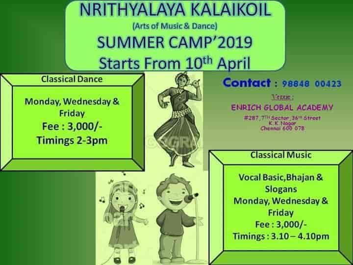 Shanti Juniors, K K Nagar - Tutorials in Chennai - Justdial