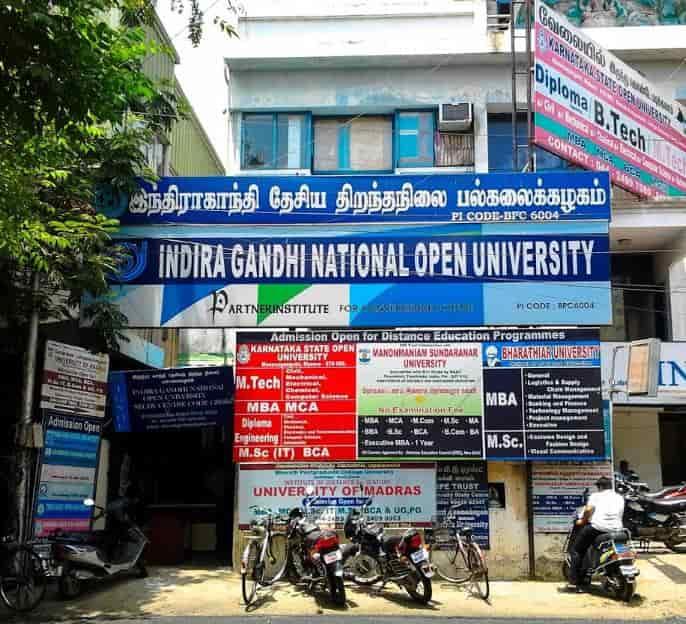 Bharath Postgraduate College University Study Centre Mylapore University Study Centres In Chennai Justdial