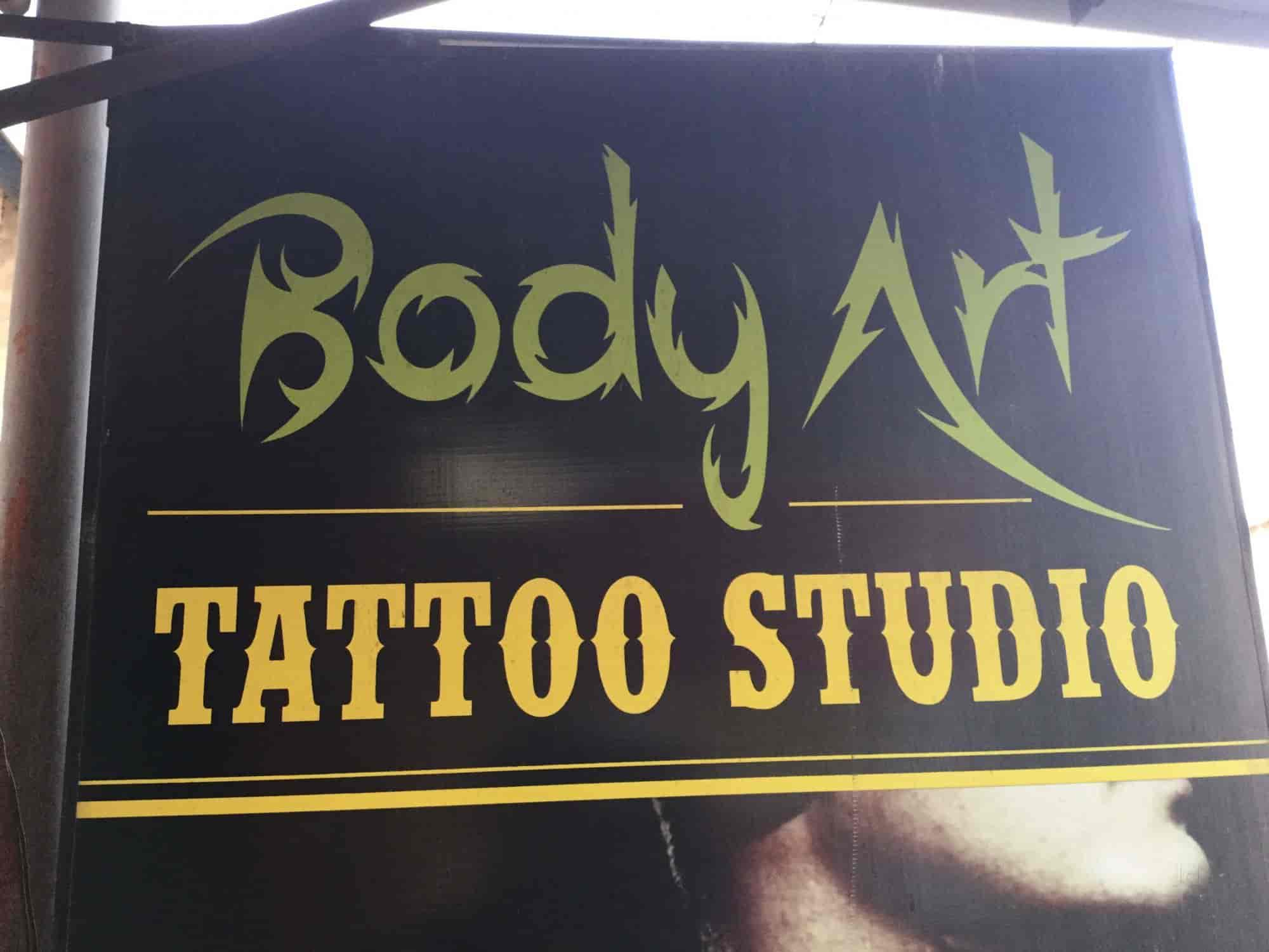 Body Art Tattoo Studio Mylapore Tattoo Parlours In Chennai